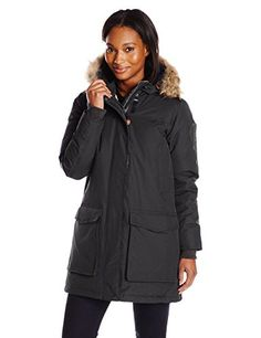 Woolrich White Collection Women's Patrol Down Parka, Blac... https://www.amazon.com/dp/B00NF2TZAG/ref=cm_sw_r_pi_dp_x_K8qoyb50V4K95