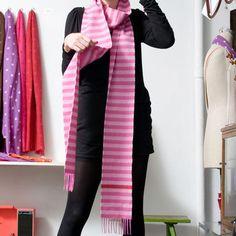 I <3 scarves! Especially Cashmere ones.
