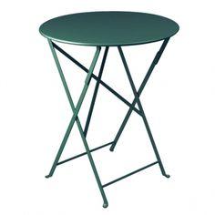 Fermob Bistro table 60 cm | Outdoor furniture | Outdoor | Finnish Design Shop