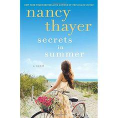 Coastal Living names Nancy Thayer's Secrets in Summer their #1 best beach read this summer!