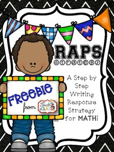 FREE Step by Step Writing Response Strategy for Math {Writing to Explain Math} from A Touch of Class Teaching on TeachersNotebook.com -  (11 pages)  - Writing response strategy for math. Helps students structure their math responses to effectively explain their answers.