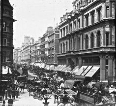 Cheapside England | Cheapside c1900 | Oh to be in England...