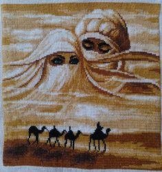 Painting, Art, Cross Stitch, Africa, Craft Art, Painting Art, Kunst, Paintings, Drawings