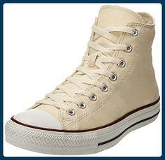 Converse Unisex-Erwachsene Sneakers Chuck Taylor All Star M9162 High-Top, Beige (Elfenbein), 36 EU - Sneakers für frauen (*Partner-Link)