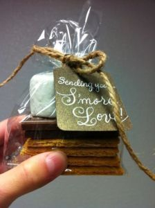 Подарки гостям на свадьбе
