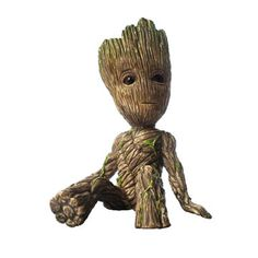 Anime Groot Figure Guardians of The Galaxy 2 Tree Man Baby Sitting Ver Collectible Model Toys - Banggood Mobile Baby Sitting, Anime Figures, Action Figures, Groot Action Figure, Groot Toy, Guardians Of The Galaxy Vol 2, Funny Home Decor, Galaxy 2, Floor Stickers