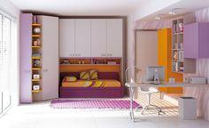 Dormitor copii ieftin bucuresti Bunk Beds, Kids Room, Loft, Furniture, Design, Home Decor, Torino, Compact, Google