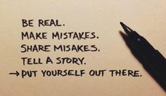 Only you can tell your story!  #amwriting #authenticity #truestory