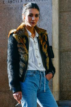 MFW F15 / by Tommy Ton / style.com