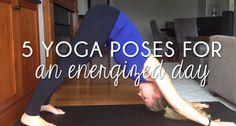 5 yoga poses for an energized day @activewearusa #yoga @Prana #Prana #activewearusa #stretch #yogainbed Healthy Tips, Healthy Recipes, Bed Yoga, Beautiful Yoga, Morning Yoga, Work Outs, Asana, Namaste, Yoga Poses
