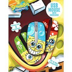 SpongeBob-Water-Mouse