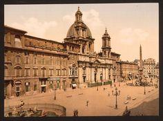 La ''grande bellezza'' senza tempo: Roma nelle prime foto a colori