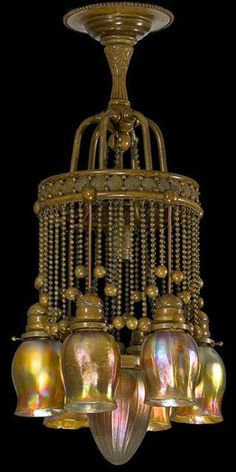 Tiffany & Co - Lampe 'Suspension'