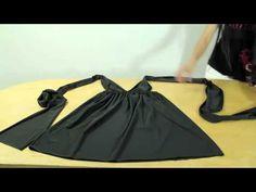 Neste vídeo ensino a fazer um acabamento em zig zag, tanto em tecido fino como musseline, chiffon, seda e cetim, como em tecido encorpado como brim.
