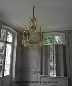 Interior Shutters via Lefevre Interiors