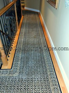 Custom Hallway Installations By John Hunyadi Of The Stair Runner Store In  Oxford, CT.
