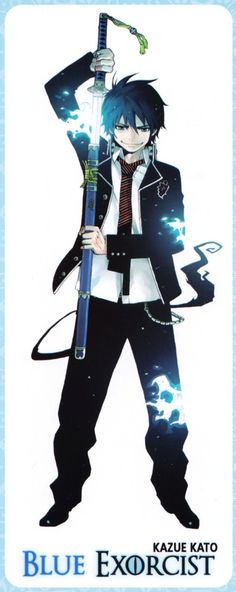 Ao no Exorcist: He's such a cute little half-demon, yet everyone is trying to either subdue or kill him