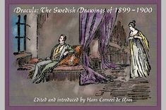 Book: The First Dracula Illustrations 1899-1900