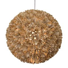 Bailey Pendant Light by glasslionhome on Etsy Dining Lighting, Chandelier Lighting, Chandeliers, Luminaire Ikea, Book Page Flowers, Lamp Inspiration, Paper Rosettes, Diy House Projects, Paper Lanterns
