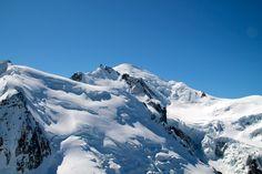 Le mOnt Blanc- Septembre 2014- superbe journée!!!
