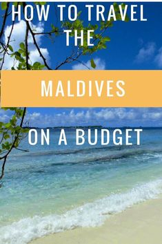 You don't have to spend a fortune to travel the Maldives. You should not miss these beautiful islands. I will show you how you can travel there at reasonable rices. Maldives Budget, Visit Maldives, Maldives Travel, Maldives Trip, Asia Travel, Solo Travel, Travel Tips, Budget Travel, Countries Of Asia