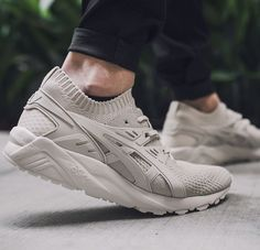 asics gel kayano trainer knit low 2