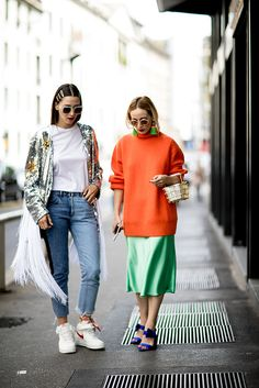 The street style from Milan Fashion Week Spring 2018 was just as gorgeous and inspiring as you'd expect.