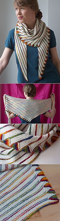Ravelry: Endless Rainbow pattern by Martina Behm