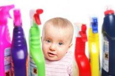 Intoxicaciones en niños: cómo evitarlas y tratarlas