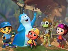 Nick Jr. Global will reportedly start to air the Emmy-winning music-centric animated series Beat Bugs in July!Five friendly bugs learn big lessons about the world around them in this hit animated series.Beat Bugs (78 x 11' plus one 44-minute special) is an animated series aimed at 4–7 year olds, revolving around the lives and adventures of five charming and funny child-like bugs. What sets Beat Bugs apart is that each episode uses the narrative inherent in a Beatles song, rec