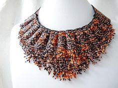 Get Back to the Basics with Peyote Stitch Bead Patterns