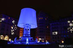 Fête Lumières Lyon 2014 - Veilleuse des Jacobins