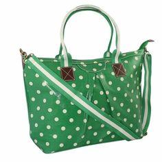 Green Spot bag - via DTLL