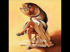The Mermaid (Lyrics) - Great Big Sea - YouTube
