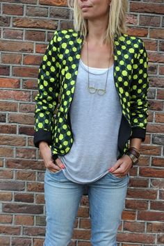 Objection Reversible Blazer    Now available @ http://www.projectsuitcase.nl/new-blazer-yellow.html#