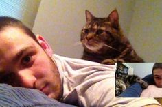 A Boy Found a Stray Cat in a Rusty Boat. 13 Years Later, They are Still Together - Love Meow