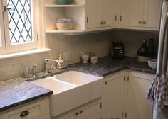 jet mist honed granite as a substitute for soapstone
