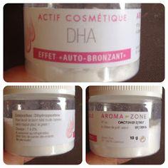 Addict... Mais pas trop !!: DHA naturelle, mon auto-bronzant chouchou