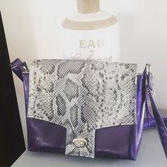 Delphine sur Instagram: 🎁 pour une maman qui aime le violet et les hiboux 🦉 #menuet#menuetagrandi#sacotin #sacotinaddict #sacôtin #lamerceriedescreateurs…