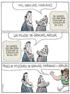 Rajoy y Artur Mas