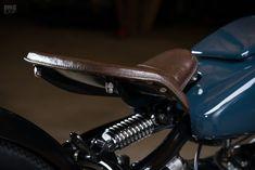 Vintage Motorcycles Muscle Old Timer: This Swiss BMW Restomod is just Perfekt Bmw Motorcycles, Vintage Motorcycles, Custom Motorcycles, Custom Bikes, Bike Bmw, Ducati, Bmw R51, Bmw R100 Scrambler, Everything