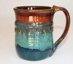 handthrown stoneware pottery