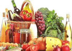 Princípios e benefícios da Dieta Mediterrânea