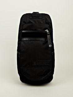 Master-piece Density Cycle Pack in black at oki-ni