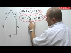 Problema 2 de optimización: Julio Rios explica cómo resolver un problema de optimización.