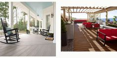The outdoor living trends that will be emerging outside of homes in the Southeastern and Central regions: http://www.trex.com/inspiration/blog.