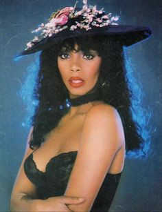Donna Summer; Born: December 31, 1948 Died: May 17, 2012