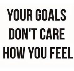 Commitment over feelings