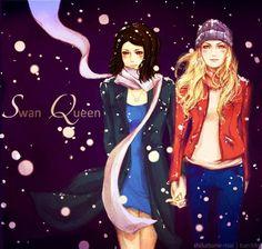 Swan Queen #OUAT