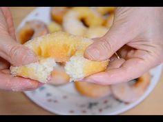 Ricetta delle ciambelle di patate... semplicemente spettacolari